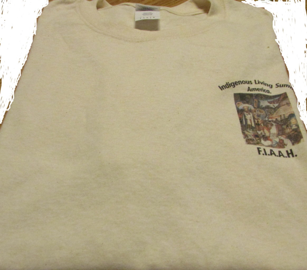 Institute For Indigenous America Studies T-Shirt (Adult Only)
